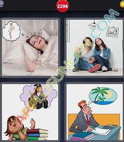 4 bilder 1 wort level 2296 lösung TRAUMEN - 4 bilder 1 wort level 2296 lösung TRAUMEN