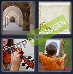 4 bilder 1 wort level 245 lösung BOGEN - 4 bilder 1 wort level 245 lösung BOGEN