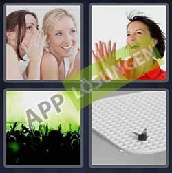 4 bilder 1 wort level 266 lösung KLATSCHE - 4 bilder 1 wort level 266 lösung KLATSCHE
