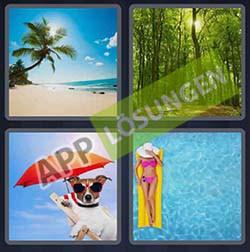 4 bilder 1 wort level 280 lösung SOMMER - 4 bilder 1 wort level 280 lösung SOMMER