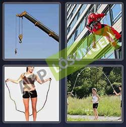 4 bilder 1 wort level 283 lösung SEIL - 4 bilder 1 wort level 283 lösung SEIL