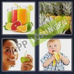 4 bilder 1 wort level 318 lösung frucht | bilder und sprüche für whatsapp und facebook kostenlos