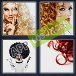 4 bilder 1 wort level 383 lösung LOCKEN - 4 bilder 1 wort level 383 lösung LOCKEN