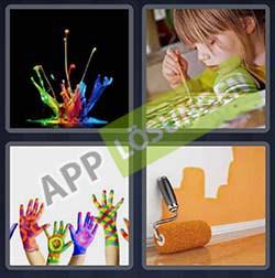 4 bilder 1 wort level 393 lösung farbe | bilder und sprüche für whatsapp und facebook kostenlos