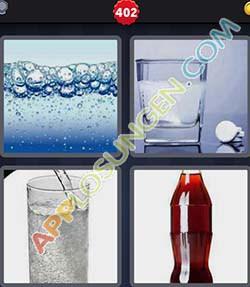 4 bilder 1 wort level 402 lösung spritzig | bilder und sprüche für whatsapp und facebook kostenlos