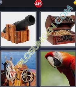4 bilder 1 wort level 415 lösung PIRAT - 4 bilder 1 wort level 415 lösung PIRAT