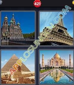 4 bilder 1 wort level 421 lösung MONUMENT - 4 bilder 1 wort level 421 lösung MONUMENT