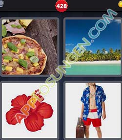 4 bilder 1 wort level 428 lösung HAWAII - 4 bilder 1 wort level 428 lösung HAWAII