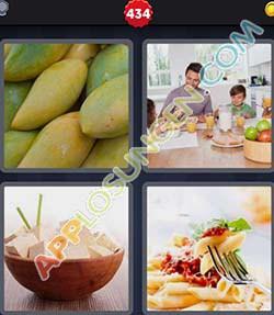 4 bilder 1 wort level 434 lösung ESSEN - 4 bilder 1 wort level 434 lösung ESSEN