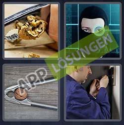 4 bilder 1 wort level 44 lösung KNACKEN - 4 bilder 1 wort level 44 lösung KNACKEN