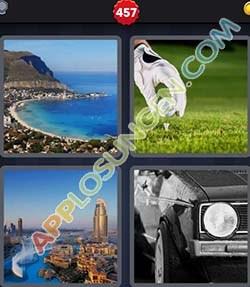4 bilder 1 wort level 457 lösung GOLF - 4 bilder 1 wort level 457 lösung GOLF