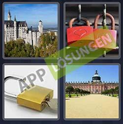 4 bilder 1 wort level 5 lösung SCHLOSS - 4 bilder 1 wort level 5 lösung SCHLOSS