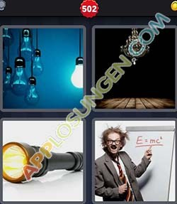 4 bilder 1 wort level 502 lösung LEUCHTE - 4 bilder 1 wort level 502 lösung LEUCHTE