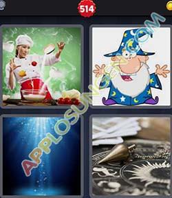 4 bilder 1 wort level 514 lösung MAGIE - 4 bilder 1 wort level 514 lösung MAGIE