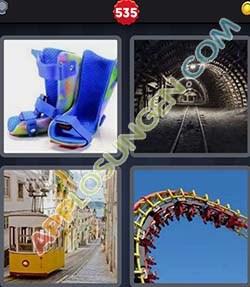 4 bilder 1 wort level 535 lösung SCHIENE - 4 bilder 1 wort level 535 lösung SCHIENE