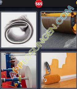 4 bilder 1 wort level 565 lösung WALZEN - 4 bilder 1 wort level 565 lösung WALZEN