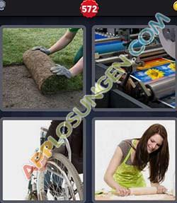 4 bilder 1 wort level 572 lösung ROLLEN - 4 bilder 1 wort level 572 lösung ROLLEN