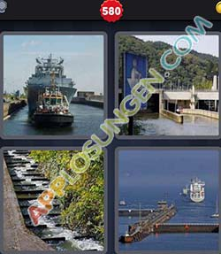 4 bilder 1 wort level 580 lösung SCHLEUSE - 4 bilder 1 wort level 580 lösung SCHLEUSE