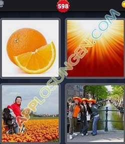 4 bilder 1 wort level 598 lösung ORANGE - 4 bilder 1 wort level 598 lösung ORANGE