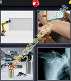 4 bilder 1 wort level 614 lösung GELENK - 4 bilder 1 wort level 614 lösung GELENK
