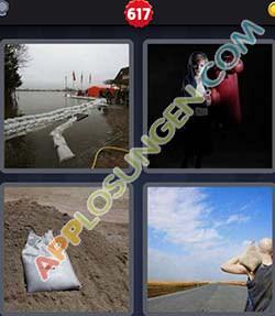 4 bilder 1 wort level 617 lösung SANDSACK - 4 bilder 1 wort level 617 lösung SANDSACK