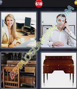 4 bilder 1 wort level 618 lösung SEKRETAR - 4 bilder 1 wort level 618 lösung SEKRETAR