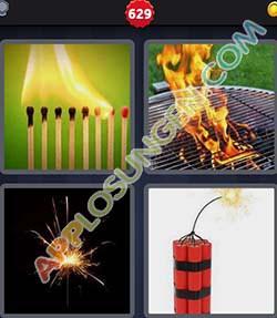 4 bilder 1 wort level 629 lösung ZUNDEN - 4 bilder 1 wort level 629 lösung ZUNDEN