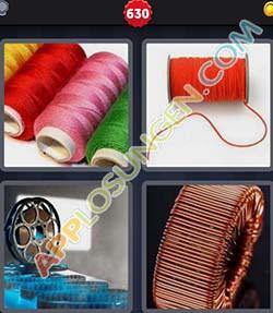 4 bilder 1 wort level 630 lösung SPULE - 4 bilder 1 wort level 630 lösung SPULE