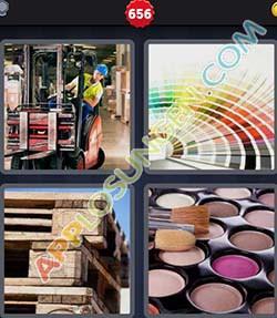 4 bilder 1 wort level 656 lösung PALETTE - 4 bilder 1 wort level 656 lösung PALETTE