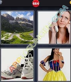 4 bilder 1 wort level 664 lösung SCHLEIFE - 4 bilder 1 wort level 664 lösung SCHLEIFE