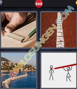 4 bilder 1 wort level 668 lösung STRICH - 4 bilder 1 wort level 668 lösung STRICH