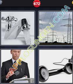 4 bilder 1 wort level 672 lösung LEITUNG - 4 bilder 1 wort level 672 lösung LEITUNG