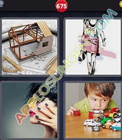 4 bilder 1 wort level 675 lösung MODELL - 4 bilder 1 wort level 675 lösung MODELL