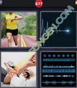 4 bilder 1 wort level 677 lösung PULS - 4 bilder 1 wort level 677 lösung PULS