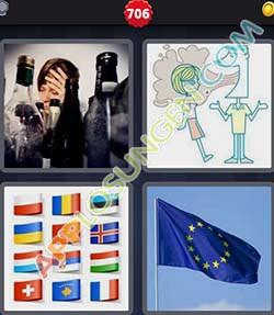 4 bilder 1 wort level 706 lösung FAHNE - 4 bilder 1 wort level 706 lösung FAHNE