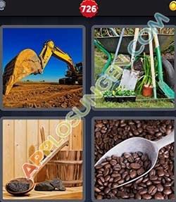 4 bilder 1 wort level 726 lösung SCHAUFEL - 4 bilder 1 wort level 726 lösung SCHAUFEL