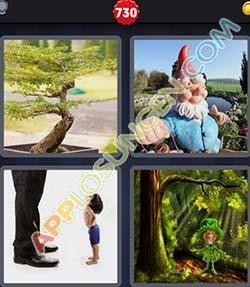 4 bilder 1 wort level 730 lösung ZWERG - 4 bilder 1 wort level 730 lösung ZWERG