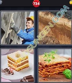 4 bilder 1 wort level 734 lösung SCHICHT - 4 bilder 1 wort level 734 lösung SCHICHT