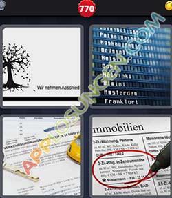 4 bilder 1 wort level 770 lösung ANZEIGE - 4 bilder 1 wort level 770 lösung ANZEIGE