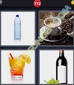 4 bilder 1 wort level 772 lösung GETRANK - 4 bilder 1 wort level 772 lösung GETRANK