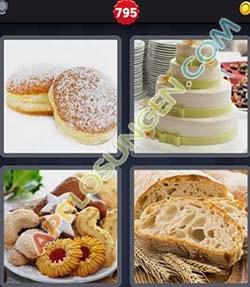 4 bilder 1 wort level 795 lösung GEBACK - 4 bilder 1 wort level 795 lösung GEBACK