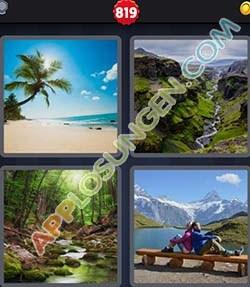 4 bilder 1 wort level 819 lösung GEWASSER - 4 bilder 1 wort level 819 lösung GEWASSER