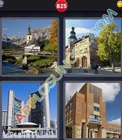 4 bilder 1 wort level 825 lösung GEBAUDE - 4 bilder 1 wort level 825 lösung GEBAUDE
