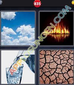4 bilder 1 wort level 835 lösung ELEMENTE - 4 bilder 1 wort level 835 lösung ELEMENTE