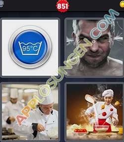 4 bilder 1 wort level 851 lösung KOCHEN - 4 bilder 1 wort level 851 lösung KOCHEN