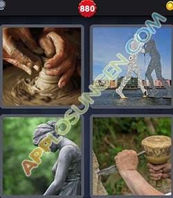 4 bilder 1 wort level 880 lösung SKULPTUR - 4 bilder 1 wort level 880 lösung SKULPTUR