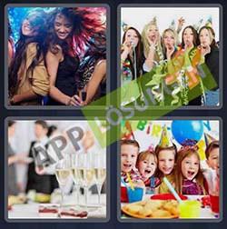 4 bilder 1 wort level 9 lösung PARTY - 4 bilder 1 wort level 9 lösung PARTY