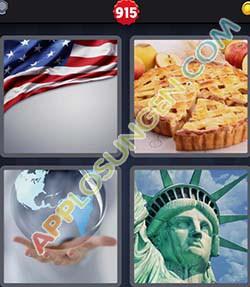 4 bilder 1 wort level 915 lösung AMERIKA - 4 bilder 1 wort level 915 lösung AMERIKA