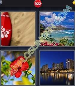 4 bilder 1 wort level 922 lösung HONOLULU - 4 bilder 1 wort level 922 lösung HONOLULU
