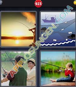 4 bilder 1 wort level 923 lösung ANGELN - 4 bilder 1 wort level 923 lösung ANGELN